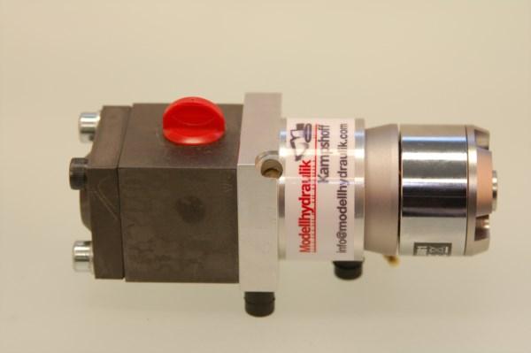 Hydraulikpumpe mit 1200ml
