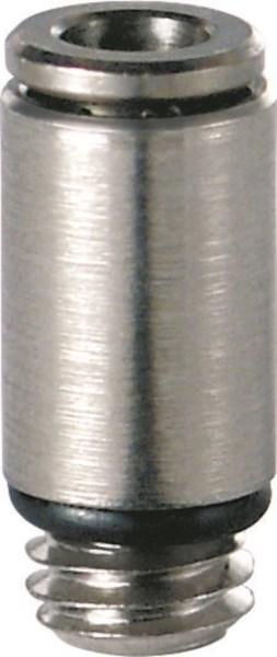 Steckverschraubung M3 für Schlauch 3mm