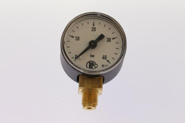 Manometer 40Bar Durchmesser 40mm